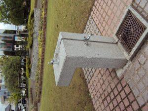 公園の水道